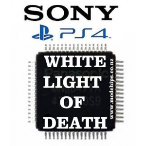 Playstation 4 White Light Of Death Repair