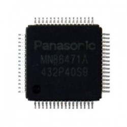 Playstation 4 HDMI IC MN86471A