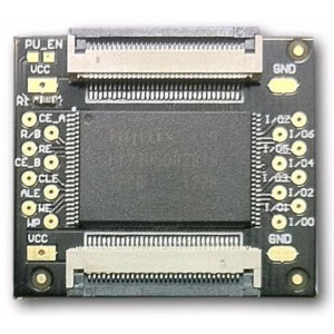 Squirt 16mb Nand PCB