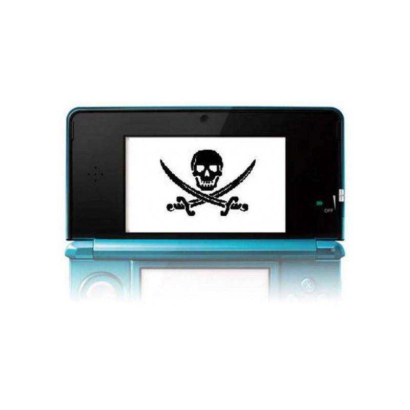 how to install custom firmware on 3ds 4.2