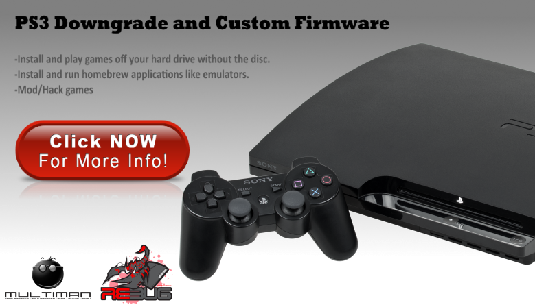 PS3 Downgrade